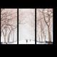 Зимняя алея