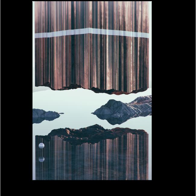 Модульная картина Раскол