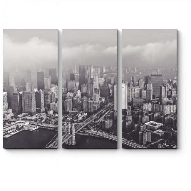 Модульная картина Нью-Йорк, Нью-Йорк