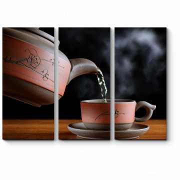 Модульная картина Чайная церемония