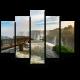 Мост на водопаде