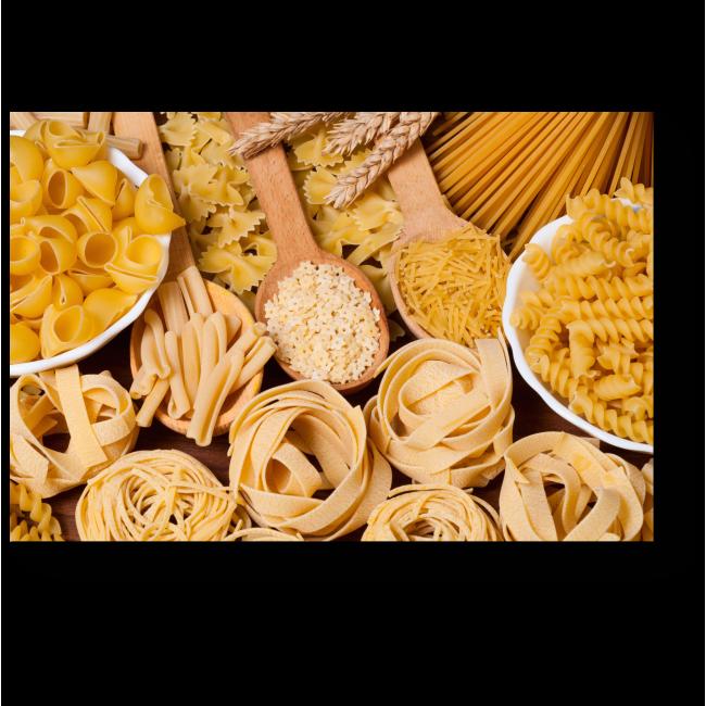 Модульная картина Аппетитная паста