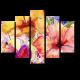 Нежные цветы, акварель
