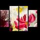 Весенние цветы, абстракция