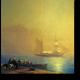 Утро на морском берегу. Судак. 1856 год.