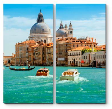 диптих с Венецией
