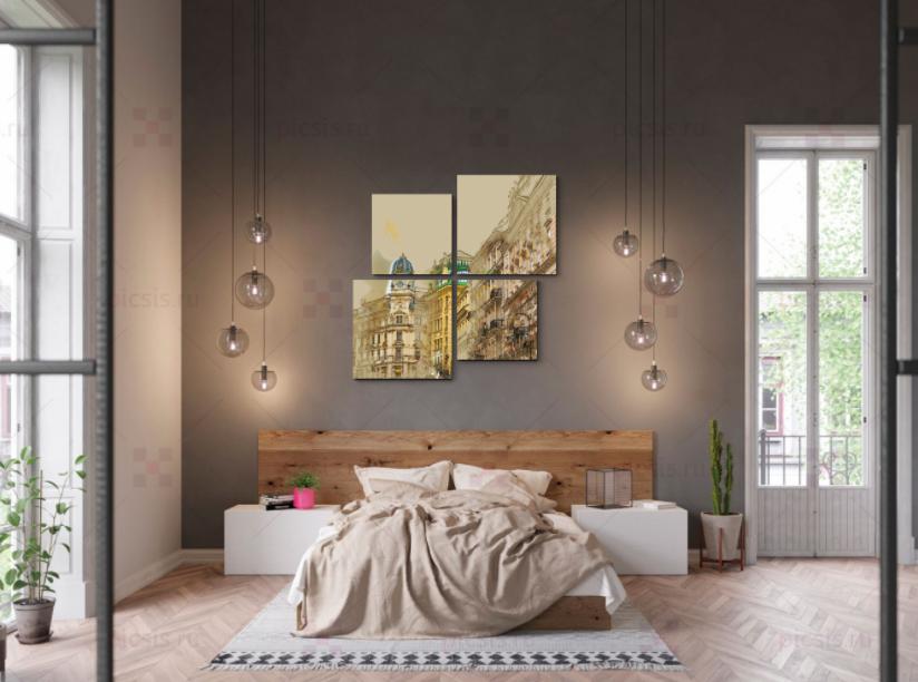 картина в спальную комнату