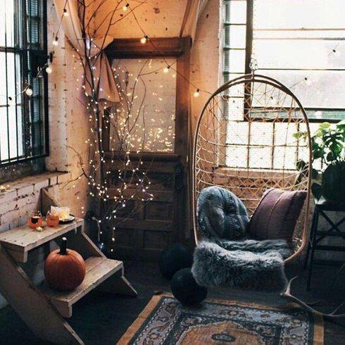 уютная обстановка