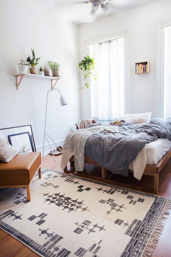 мебель в нордическом интерьере