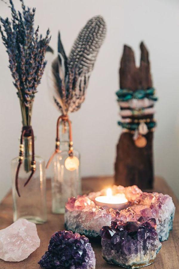 свеча в доме